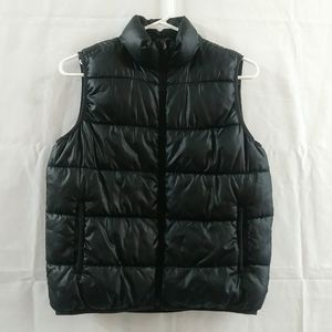 Old Navy winter puffer women's vest M
